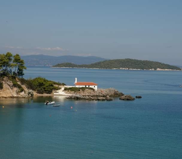 Ο Παράδεισος – Άγιος Νικόλαος